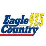 rádio WTNN Eagle Country 97.5 FM Estados Unidos, Burlington