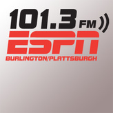 radio WCPV - ESPN 101.3 FM Estados Unidos, Burlington