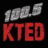rádio KTED Pure Rock 100.5 FM Estados Unidos, Casper