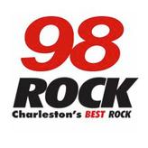 radio WYBB Rock 98.1 FM Estados Unidos, Charleston