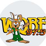 rádio WQBE New Country 97.5 FM Estados Unidos, Charleston