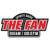 radio WFNZ The Fan 610 AM Stany Zjednoczone, Charlotte