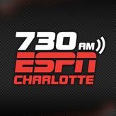 radio WZGV - ESPN 730 AM Stany Zjednoczone, Charlotte
