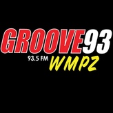 Radio WMPZ Groove 93.5 FM United States of America, Chattanooga