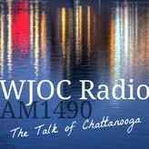 rádio WJOC 1490 AM Estados Unidos, Chattanooga