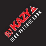 radio KAZY High Voltage Rock 93.7 FM Stany Zjednoczone, Cheyenne