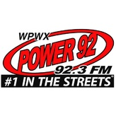 Radio WPWX Power 92 92.3 FM United States of America, Chicago