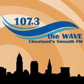 rádio WNWV The Wave 107.3 FM Estados Unidos, Cleveland