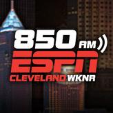 radio WKNR - ESPN 850 AM United States, Cleveland