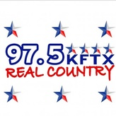 rádio KFTX Real Country 97.5 FM Estados Unidos, Corpus Christi
