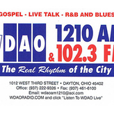 radio WDAO 1210 AM United States, Dayton