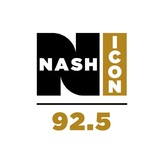 Radio KJJY Nash Icon 92.5 FM Vereinigte Staaten, Des Moines