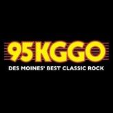 radyo KGGO Classic Rock 94.9 FM Birleşik Devletler, Des Moines