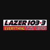 radio KAZR Lazer 103.3 FM Stati Uniti d'America, Des Moines