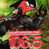 rádio WEBC Sasquatch 106.5 FM Estados Unidos, Duluth
