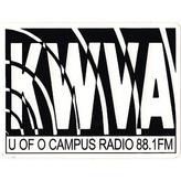 rádio KWVA Campus Radio 88.1 FM Estados Unidos, Eugene