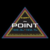 Radio KWPT The Point 102.7 FM Vereinigte Staaten, Eureka