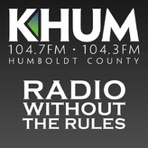 Radio KHUM (Ferndale) 104.7 FM United States of America, California