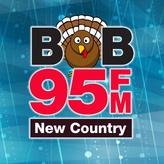 rádio KBVB Bob 95.1 FM Estados Unidos, Fargo