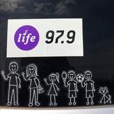 Радио KFNW Life 97.9 FM США, Фарго