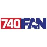 rádio KNFL The Fan 740 AM Estados Unidos, Fargo