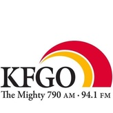 rádio KFGO The Mighty 790 AM Estados Unidos, Fargo