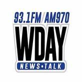 rádio WDAY News Talk 970 AM Estados Unidos, Fargo
