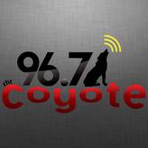 rádio KCYT The Coyotte 96.7 FM Estados Unidos, Fayetteville
