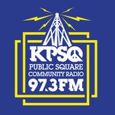 rádio KPSQ-LP 96.7 FM Estados Unidos, Fayetteville