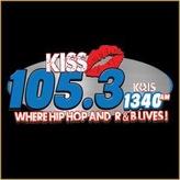 radio KFMD Kiss (Bethel Heights) 105.3 FM Stati Uniti d'America, Arkansas