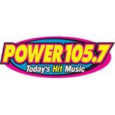 rádio KMCK Power 105.7 FM Estados Unidos, Fayetteville