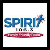 radio KZKZ Spirit FM 106.3 FM Estados Unidos, Fort Smith