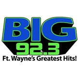 radio WFWI Big 92.3 FM Stati Uniti d'America, Fort Wayne
