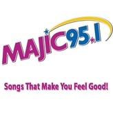 radio WAJI Majic 95.1 FM Stati Uniti d'America, Fort Wayne