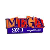 rádio KMGV Mega 97.9 FM Estados Unidos, Fresno