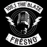 radio KKBZ The Blaze 105.1 FM United States, Fresno