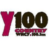 rádio WNCY Y100 100.3 FM Estados Unidos, Green Bay