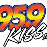 rádio WKSZ Kiss FM 95.9 FM Estados Unidos, Green Bay