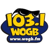 rádio WOGB 103.1 FM Estados Unidos, Green Bay