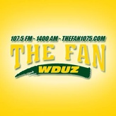 rádio WDUZ The Fan 1400 AM Estados Unidos, Green Bay