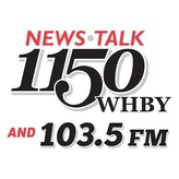 rádio WHBY News Talk 1150 AM Estados Unidos, Green Bay