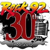 rádio WKRR Rock 92 92.3 FM Estados Unidos, Greensboro