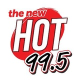 rádio WXNR Hot (New Bern) 99.5 FM Estados Unidos, North Carolina