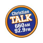 radio WLFJ Christian Talk 660 AM Estados Unidos, Greenville