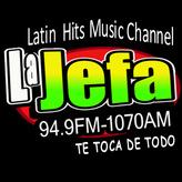 rádio WCSZ La Jefa 94.9 FM Estados Unidos, Greenville