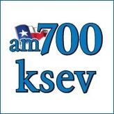 rádio KSEV The Voice of Texas 700 AM Estados Unidos, Houston