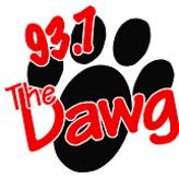 radio WDGG The Dawg 93.7 FM Stany Zjednoczone, Huntington
