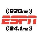 radio WRVC ESPN 94.1 FM Stany Zjednoczone, Huntington