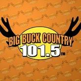 radio WXBW - Big Buck Country 101.5 FM Stany Zjednoczone, Huntington
