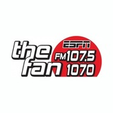 rádio WFNI ESPN The Fan 1070 AM Estados Unidos, Indianapolis